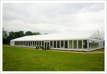 Insulated Temporary Demountable Warehouses