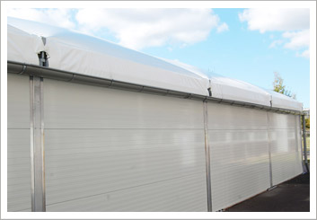 Temporary Demountable Warehouse Accessories