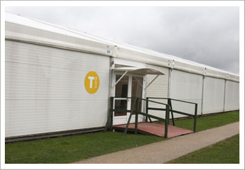 Temporary Structures for Educational Purposes